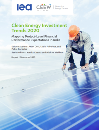 Clean Energy Investment Trends 2020